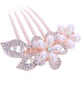 JOKHOO Decorative Wedding Hair Combs for Women and Girls