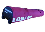 Lokker Team Ski Bag - Double Wheely Ski Bag or SNOWBOARD BAG
