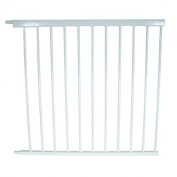 Bettacare Auto-Close Safety Gate Extension - White 11 Bar
