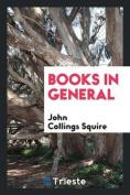 Books in General