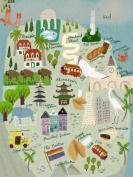 Fog City: A Blank Journal