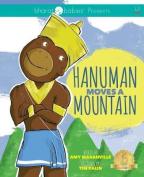 Hanuman Moves a Mountain