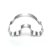 WJSYSHOP Rainbow Cookie Cutter - Stainless Steel