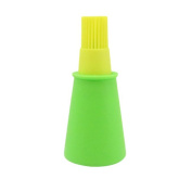 ACTLATI Silicone Oil Butter Brush Kitchen Stencils Cake Butter Cream Brushes Basting Bottle Barbecue Tools