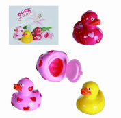 Out Of The Blue Rubber Duck Shaped Lip Gloss