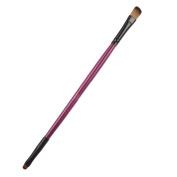 1 Pcs Multi function Eye Shadow Brush,Double-ends Eyebrow Brush Premium Quality Makeup Brush Tool