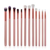 Start 12 pcs/Sets Makeup Brush Set for Eye Shadow Foundation Eyebrow Lip