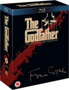 The Godfather Boxset [Region B] [Blu-ray]