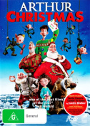 Arthur Christmas (Repackaged) [Region 4]
