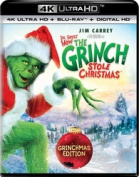 How The Grinch Stole Christmas [Region B] [Blu-ray]