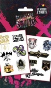 Suicide Squad Tattoo Pack - Task Force X, 12 Tattoos
