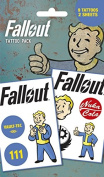 Fallout Tattoo Pack - 9 Tattoos