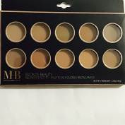 Must Have Beauty Bronze Beauty Bronzer Palette 35ml