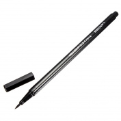 DAXUN Eyes Liquid Eyeliner Long Lasting Waterproof Formula Eyeliner Pen Black Thin Eye Liner Pencil Skinny Tip Pen Ideal for Winged Lines, Cat Eyes or Thin Natural Looks