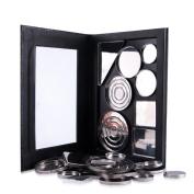 Putars New Empty Magnetic Palette Makeup Palette Pad Black Large Pattern DIY Palette