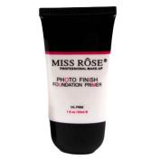 MISS ROSE Primer Baby Skin Instant Pore Eraser Perfect Primer Hose packaging - 25ml