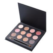Pretty See 12 Colours Eyeshadow Palette Pro Matte Eye Makeup, Smokey Eyes Makeup