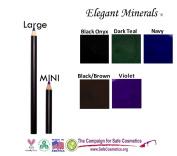 Elegant Minerals Eye Liner Pencil Brown Natural