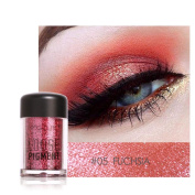 Quartly 1PcsMakeup Glitter Eyeshadow Shimmer Pigment Loose Powder Beauty Makeup Eye Shadow