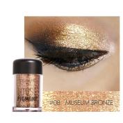 Franterd Eye Shadow Makeup Cosmetic Pearl Metallic Eyeshadow Palette
