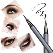 Waterproof Non-blooming Liquid Eyeliner Long-lasting Precise Eye Line Enhancing Pen Cat Eyes Makeup Tool