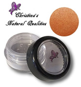 Christina's Natural Qualities All Natural Mineral Powder Pearl Eye Colour (Eyeshadow) - Lucky Penny Copper