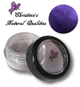 Christina's Natural Qualities All Natural Mineral Powder Pearl Eye Colour (Eyeshadow) - Cleopatra Purple