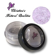 Christina's Natural Qualities All Natural Mineral Powder Shimmer Eye Colour (Eyeshadow) - Lavender Ice