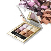 seaNtree 3x3 Cube Eye Shadow – Matte And Shimmer 9 Colours – Professional Nudes Warm Natural