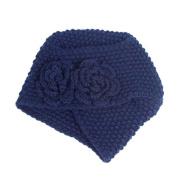Enjocho Winter Knitted Hat,Fashion Women Ladies Soft Warm Flower Cap