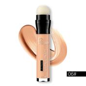 Concealer Pen, Realdo Face Eye Foundation Natrual Cream Highlight Contour Pen