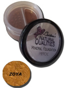 Christina's Natural Qualities All Natural Mineral Powder Foundation With Botanicals For Women of Colour