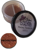 Christina's Natural Qualities Mineral Powder Foundation With Botanicals For Women of Colour - Protective