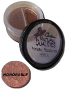 Christina's Natural Qualities Mineral Powder Foundation With Botanicals For Women of Colour - Heroic