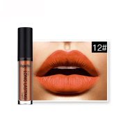 Willsa Waterproof Matte Liquid Lipstick Long Lasting Lipstick Lip Gloss