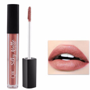 Willsa Long Lasting Waterproof Lip Liquid Matte Pencil Lipstick Lip Gloss