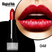 Coohole Magic Halo Lipstick Frosted Moisturising Lipstick Waterproof Lip Gloss Cosmetics Beauty Makeup