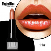 Coohole Magic Halo Lipstick Frosted Moisturising Lipstick Waterproof Lip Gloss Cosmetics Beauty Makeup