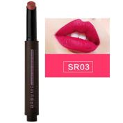 KaiCran 8 Colours Press Matte Lipstick Pen Velvet Balm Gloss Smudge Lasting