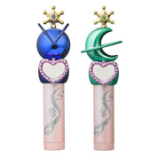 Sailor Moon Miracle Romance Sailor Uranus Sailor Neptune Twin Lip Balm Rod by Bandai