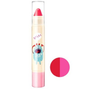 seaNtree Lovely Girl Dual Lip Crayon – K-Beauty Two Tone Colours In One Lipstick For Gradation (2.5g5ml)