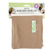 Woombie NURSE AIR Infinity Nursing Scarves, Cocoa