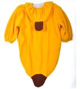 BuyHere Big Size Baby Cute Banana Sleeping Bag,Yellow