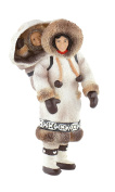 "Bullyland ""Inuit woman"" Figure"