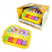 Baoli 5 Keys Mni Piano Toy Xylophone for Toddlers Baby