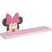 Disney Minnie Mouse Wall Shelf