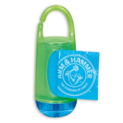 Munchkin Arm And Hammer Nappy Bag Dispenser, Colours May Vary, 1 Ea, 3 Pack