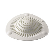 LEC Tub Drain Protector Hair Catcher Cover Plug Stopper Filter for Kitchen and Bathroom Shower Home Water Outlet