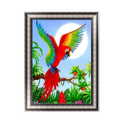 Susada Colourful Parrot 5D Diamond Embroidery Painting Cross Stitch DIY Craft Wall Decor