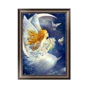 Susada 5D Diamond Angel Embroidery Painting Cross Stitch DIY Craft Home Decor Gift